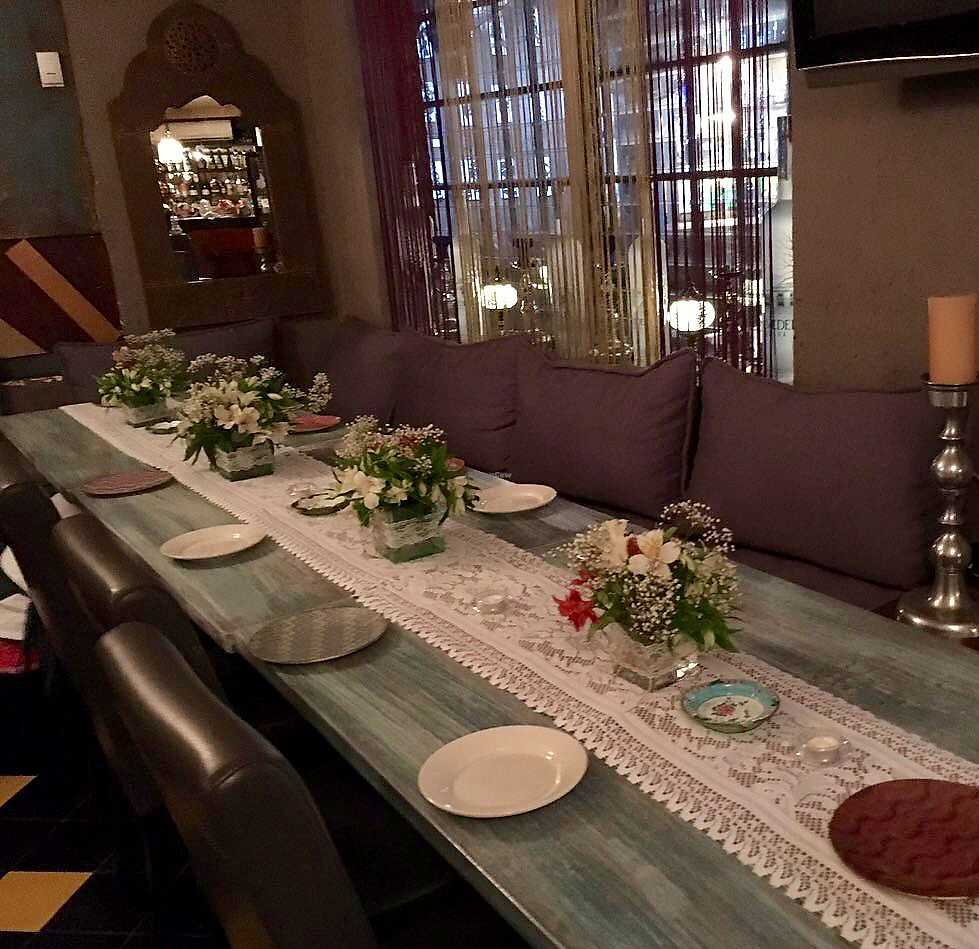 """Photo of Magdoos  by <a href=""""/members/profile/MichelMahfoud"""">MichelMahfoud</a> <br/>air conditioned indoor dining space  <br/> July 19, 2017  - <a href='/contact/abuse/image/96590/282128'>Report</a>"""