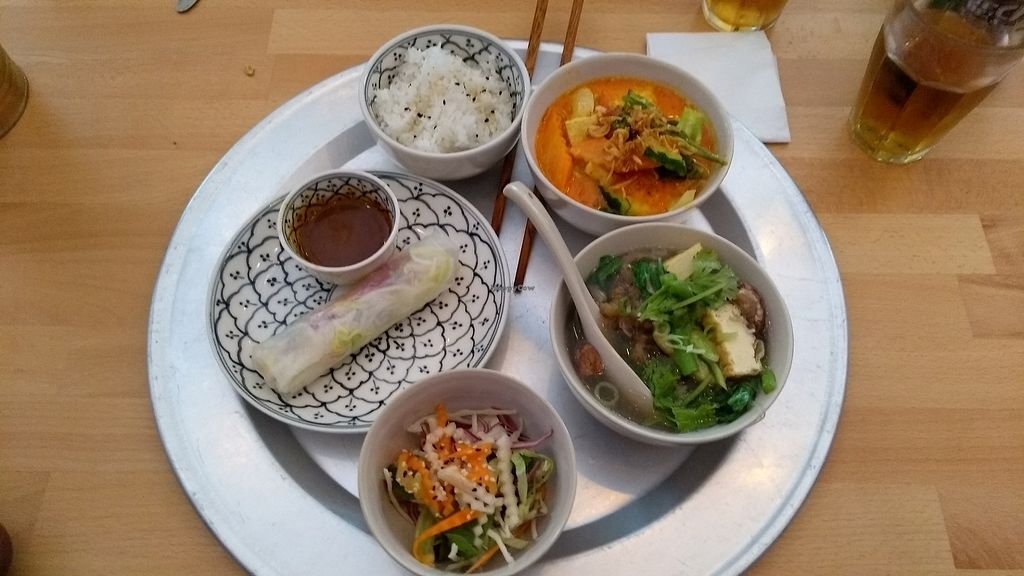 """Photo of +84 Asian Restaurant  by <a href=""""/members/profile/JanVissers"""">JanVissers</a> <br/>delicious good <br/> July 29, 2017  - <a href='/contact/abuse/image/96619/286092'>Report</a>"""