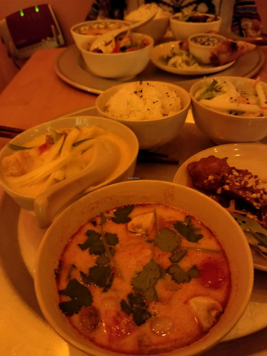 """Photo of +84 Asian Restaurant  by <a href=""""/members/profile/Chrisarnold"""">Chrisarnold</a> <br/>we loved it!  <br/> January 31, 2018  - <a href='/contact/abuse/image/96619/353150'>Report</a>"""