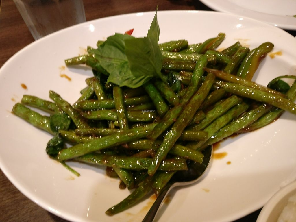 """Photo of Restoran Malaysia  by <a href=""""/members/profile/cdnvegan"""">cdnvegan</a> <br/>green beans <br/> July 20, 2017  - <a href='/contact/abuse/image/96640/282341'>Report</a>"""