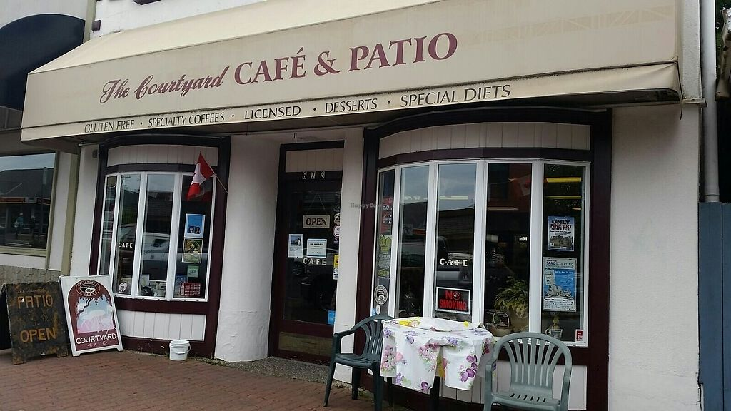 """Photo of Courtyard Cafe  by <a href=""""/members/profile/veganaurora"""">veganaurora</a> <br/>Courtyard Cafe <br/> August 18, 2017  - <a href='/contact/abuse/image/96665/293807'>Report</a>"""