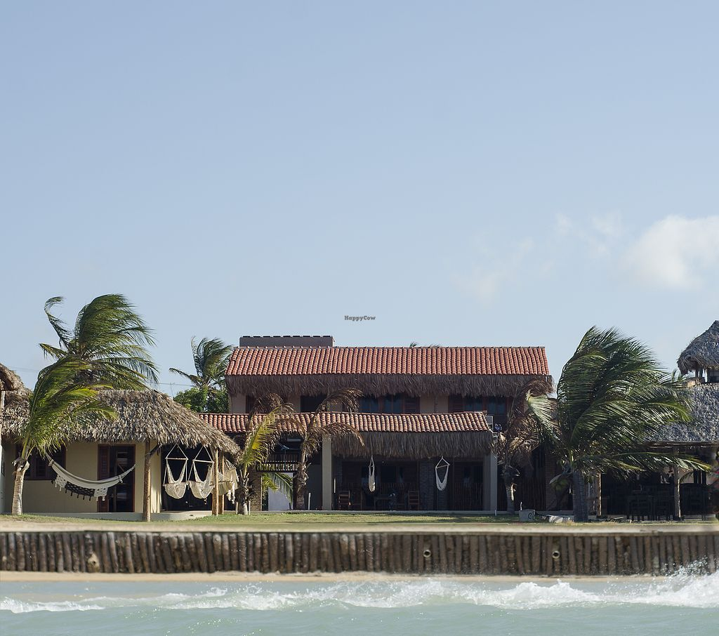"""Photo of Coco-Knots Kite Lodge  by <a href=""""/members/profile/Coco-Knots"""">Coco-Knots</a> <br/>Coco-Knots view from the sea <br/> July 20, 2017  - <a href='/contact/abuse/image/96692/282541'>Report</a>"""
