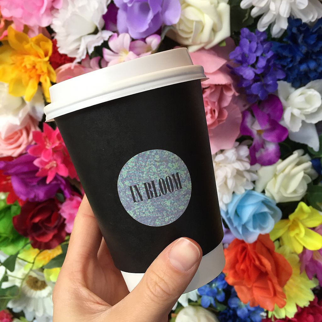 """Photo of In Bloom  by <a href=""""/members/profile/koringal"""">koringal</a> <br/>Great coffee <br/> October 6, 2017  - <a href='/contact/abuse/image/96713/312305'>Report</a>"""