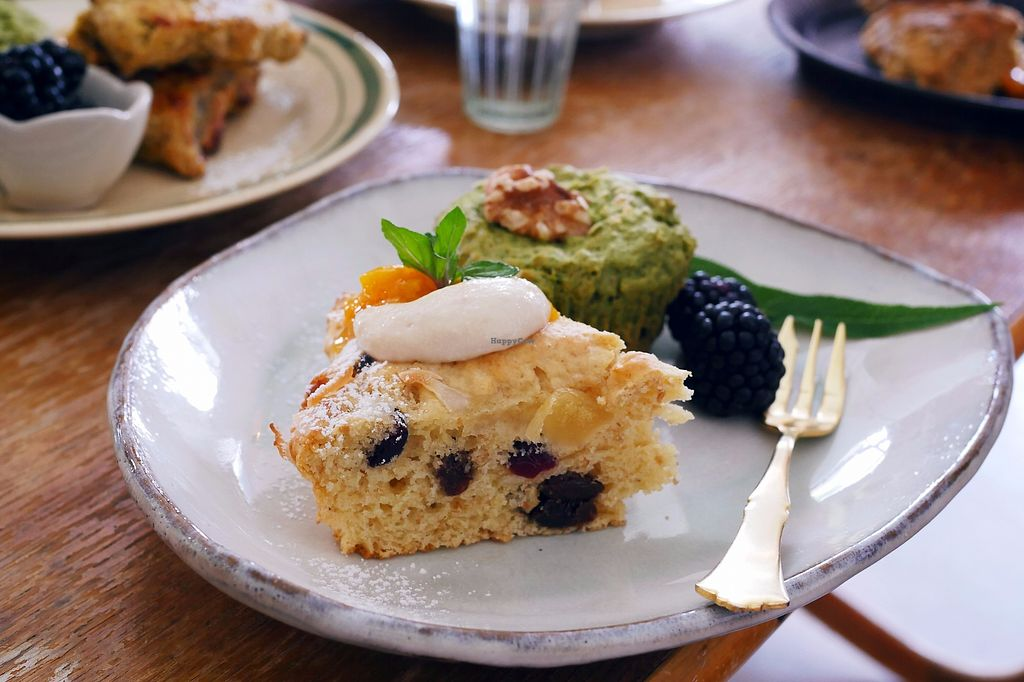 """Photo of Ruwam  by <a href=""""/members/profile/YukiLim"""">YukiLim</a> <br/>Lemon berry cake and matcha muffin <br/> August 7, 2017  - <a href='/contact/abuse/image/96731/290113'>Report</a>"""