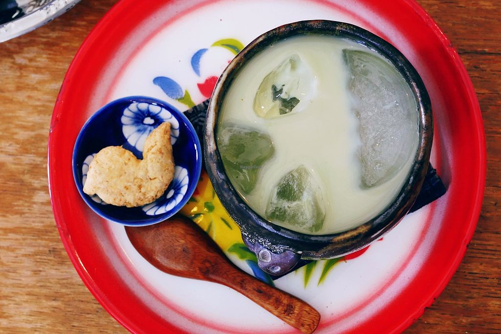 """Photo of Ruwam  by <a href=""""/members/profile/YukiLim"""">YukiLim</a> <br/>Iced matcha soy latte <br/> August 7, 2017  - <a href='/contact/abuse/image/96731/290114'>Report</a>"""