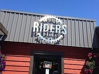 """Photo of Riders Pizza  by <a href=""""/members/profile/dontbedaft"""">dontbedaft</a> <br/>Riders pizza outside <br/> July 22, 2017  - <a href='/contact/abuse/image/96768/283278'>Report</a>"""