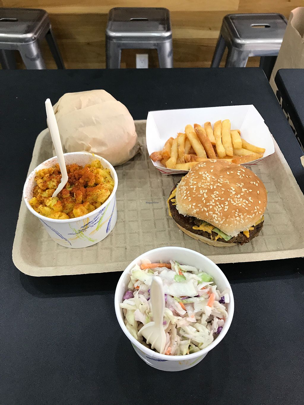 """Photo of Marty's V Burger  by <a href=""""/members/profile/ladybugvivi"""">ladybugvivi</a> <br/>Hungry?! <br/> September 9, 2017  - <a href='/contact/abuse/image/96798/302702'>Report</a>"""