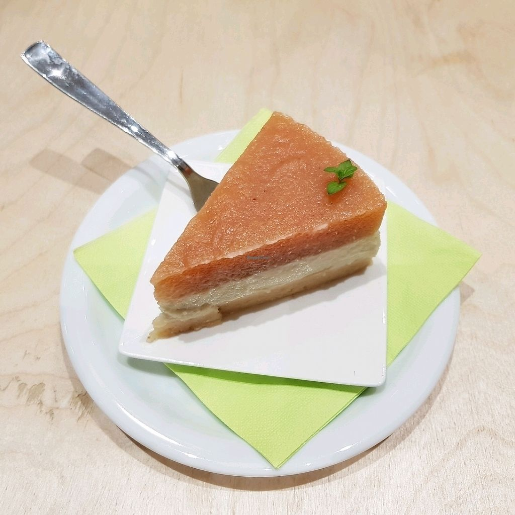 "Photo of Universo Vegano  by <a href=""/members/profile/LorenzoBlue"">LorenzoBlue</a> <br/>Cheesecake  <br/> September 24, 2017  - <a href='/contact/abuse/image/96799/307847'>Report</a>"