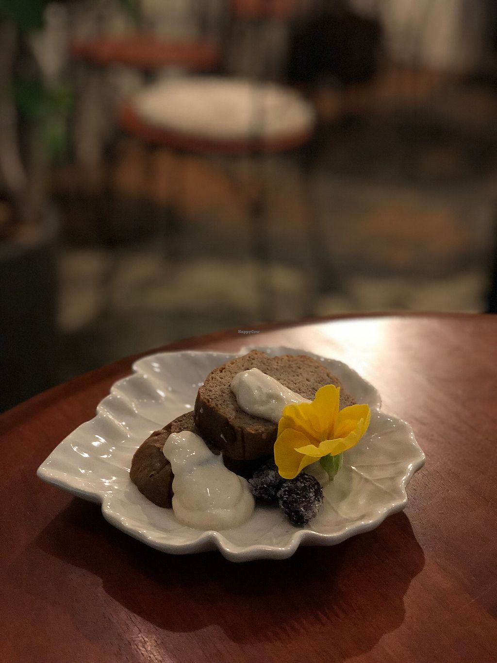 """Photo of Kururu  by <a href=""""/members/profile/SimonJohnson"""">SimonJohnson</a> <br/>Yummy moist banana cake with soy cream <br/> March 30, 2018  - <a href='/contact/abuse/image/96808/378184'>Report</a>"""
