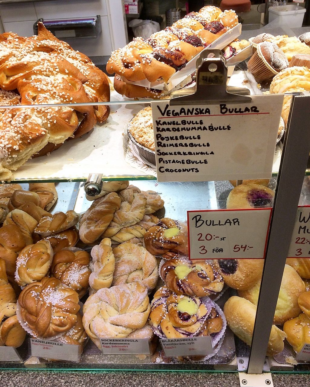 """Photo of Bagar'n Hornstull  by <a href=""""/members/profile/treemelody"""">treemelody</a> <br/>List of vegan pastries <br/> October 20, 2017  - <a href='/contact/abuse/image/96810/316897'>Report</a>"""