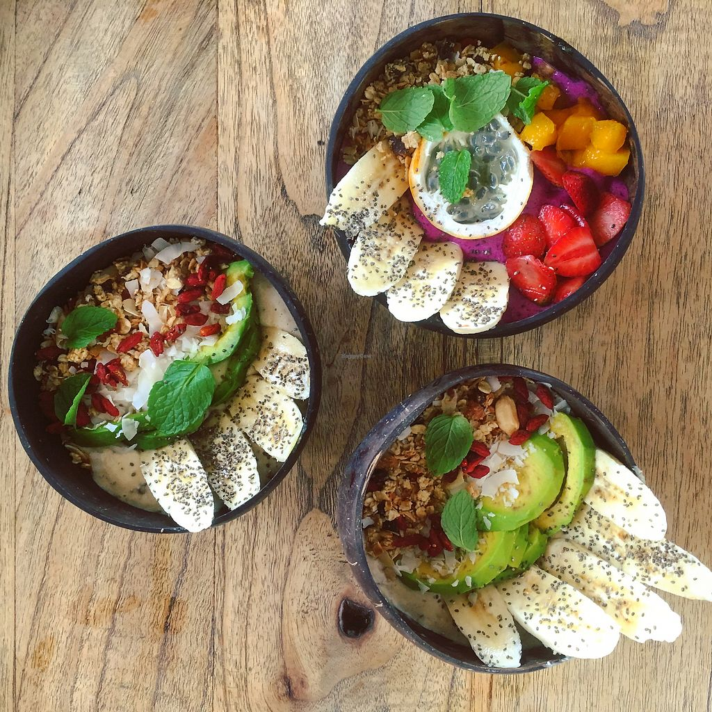 "Photo of Bali Bowls  by <a href=""/members/profile/IlonaGoossens"">IlonaGoossens</a> <br/>Smoothie bowls  <br/> April 13, 2018  - <a href='/contact/abuse/image/96817/384875'>Report</a>"