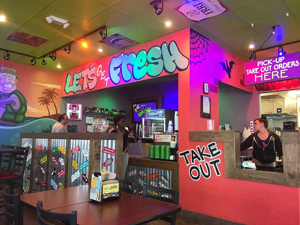 """Photo of Tijuana Flats  by <a href=""""/members/profile/renee.duquette"""">renee.duquette</a> <br/>inside2 <br/> July 23, 2017  - <a href='/contact/abuse/image/96822/283719'>Report</a>"""