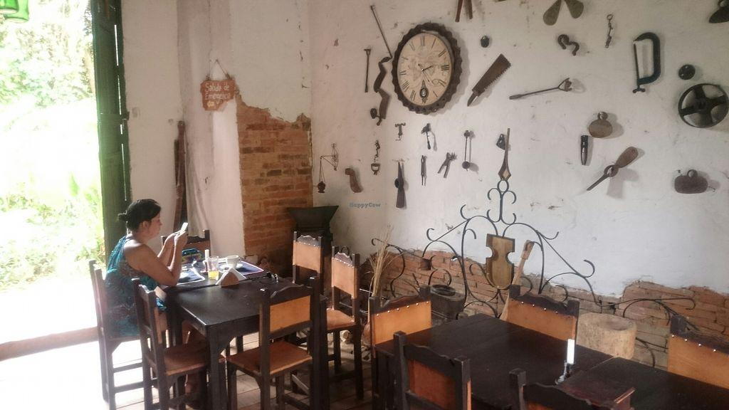 "Photo of Museo De Artes Y Tradiciones Patio Del Moro  by <a href=""/members/profile/calealp"">calealp</a> <br/>Comedor  <br/> July 26, 2017  - <a href='/contact/abuse/image/96856/285299'>Report</a>"