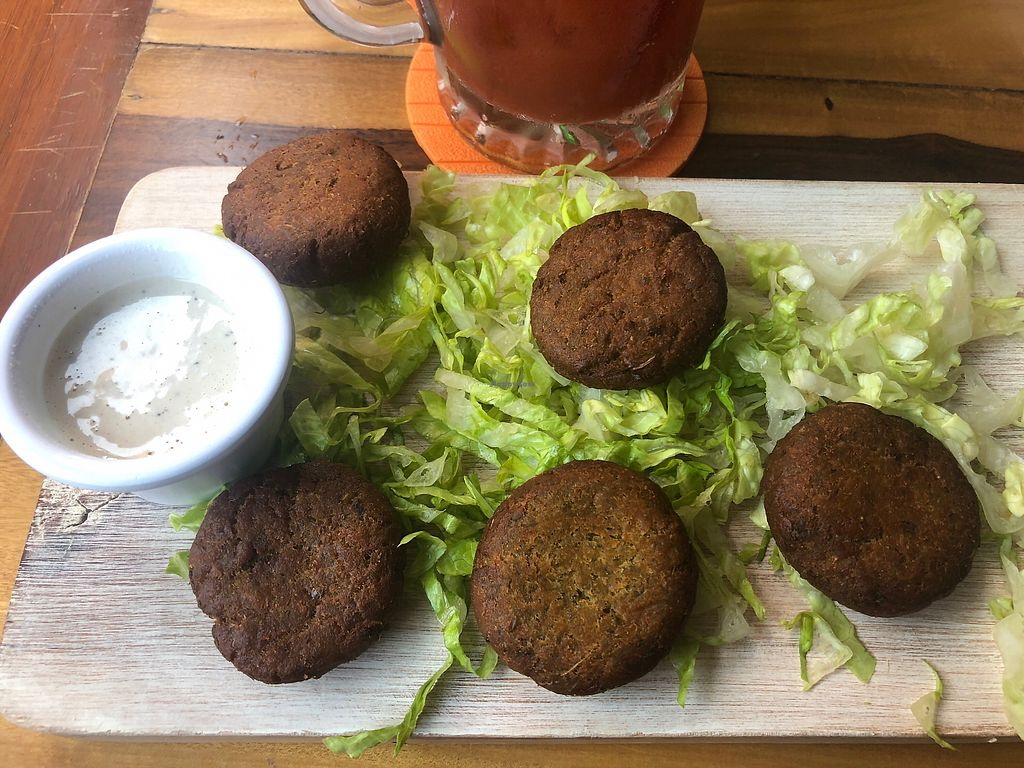 """Photo of Aroma Isla  by <a href=""""/members/profile/Samanthah"""">Samanthah</a> <br/>Falafel <br/> March 7, 2018  - <a href='/contact/abuse/image/96863/367574'>Report</a>"""