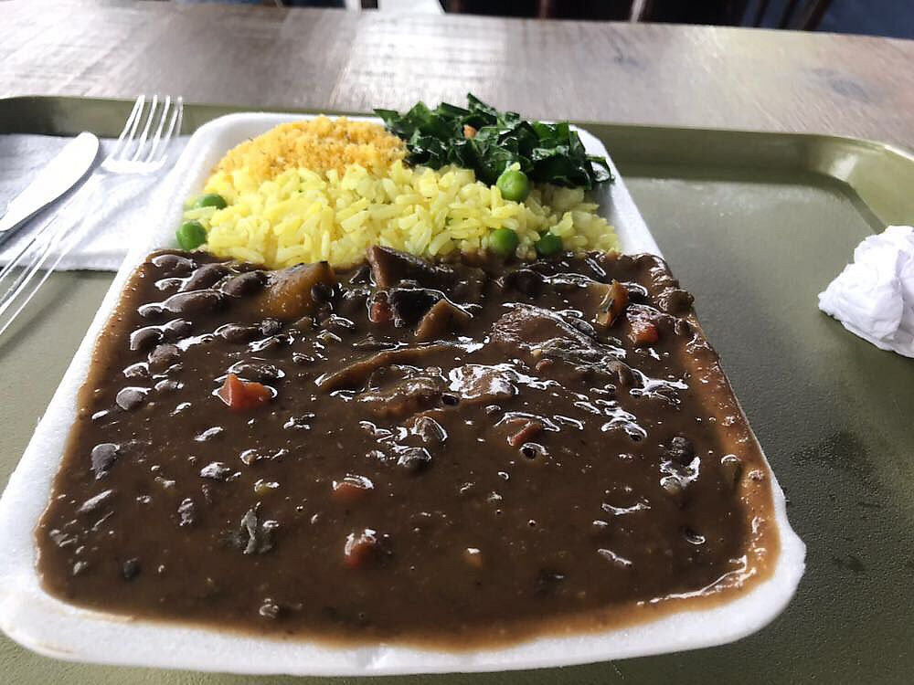 """Photo of Vegan Park  by <a href=""""/members/profile/Paolla"""">Paolla</a> <br/>Feijoada <br/> November 6, 2017  - <a href='/contact/abuse/image/96867/322565'>Report</a>"""