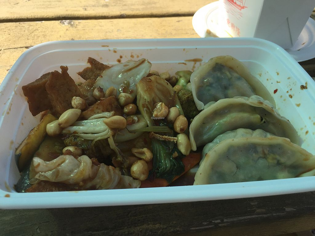 "Photo of Uncle Tsang's Kitchen - Food Trailer  by <a href=""/members/profile/JulesG"">JulesG</a> <br/>My lunch leftovers. Dinner perhaps <br/> September 14, 2017  - <a href='/contact/abuse/image/96902/304512'>Report</a>"