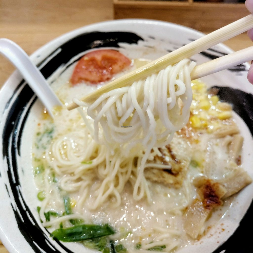 """Photo of Nishiki Ramen  by <a href=""""/members/profile/KellyBone"""">KellyBone</a> <br/>vegan noodles  <br/> January 28, 2018  - <a href='/contact/abuse/image/96903/351691'>Report</a>"""