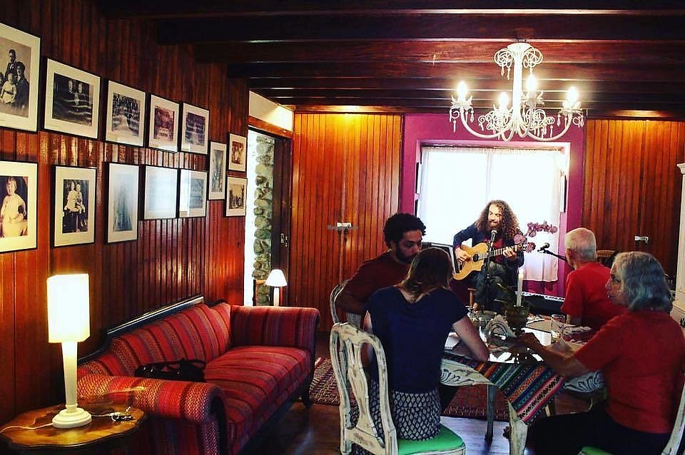 """Photo of Nacasadela  by <a href=""""/members/profile/LouiseSavelli"""">LouiseSavelli</a> <br/>We also have live music to provide you an amazying experience of health! <br/> July 25, 2017  - <a href='/contact/abuse/image/96934/284605'>Report</a>"""