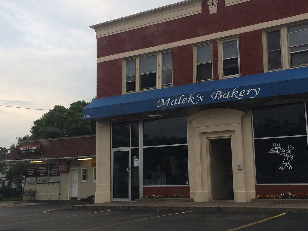 """Photo of Malek's Brighton Bakery  by <a href=""""/members/profile/fruitiJulie"""">fruitiJulie</a> <br/>outside  <br/> July 23, 2017  - <a href='/contact/abuse/image/96947/284045'>Report</a>"""