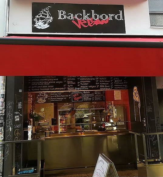 """Photo of Backbord Vegan  by <a href=""""/members/profile/VeganSO36"""">VeganSO36</a> <br/>finally a delicious vegan döner kebab in kreuzberg  <br/> July 24, 2017  - <a href='/contact/abuse/image/96950/284237'>Report</a>"""
