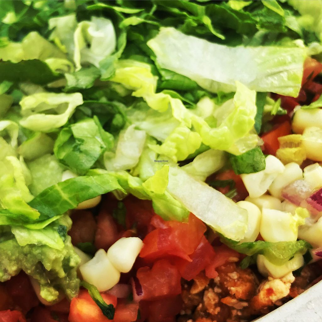 "Photo of Chipotle - Baltimore St  by <a href=""/members/profile/KarenTatur"">KarenTatur</a> <br/>Sofritas Bowl with Guac <br/> November 25, 2017  - <a href='/contact/abuse/image/96986/329006'>Report</a>"