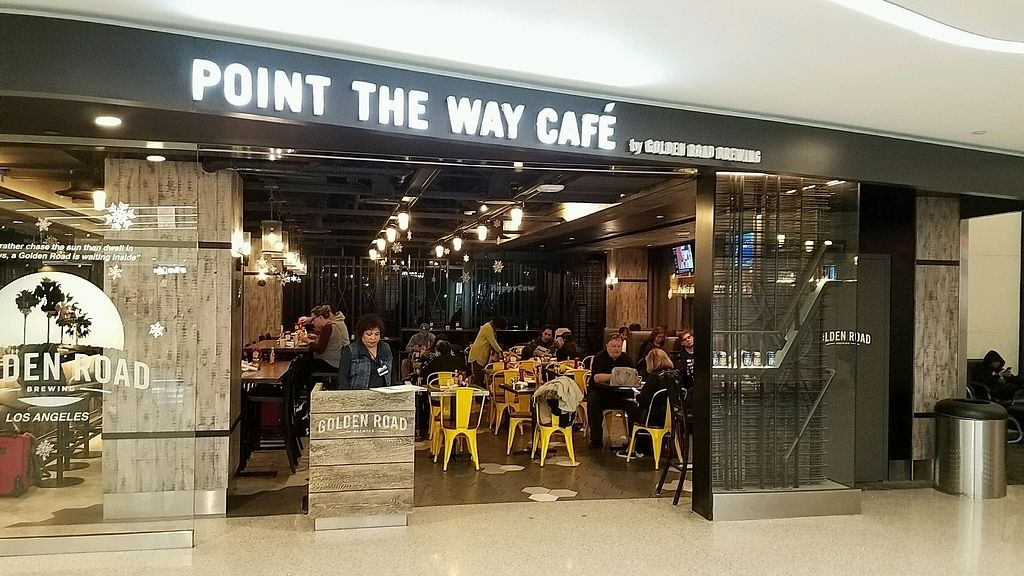 "Photo of LAX - Point the Way Cafe - T6  by <a href=""/members/profile/eric"">eric</a> <br/>outside <br/> December 31, 2017  - <a href='/contact/abuse/image/97035/341329'>Report</a>"