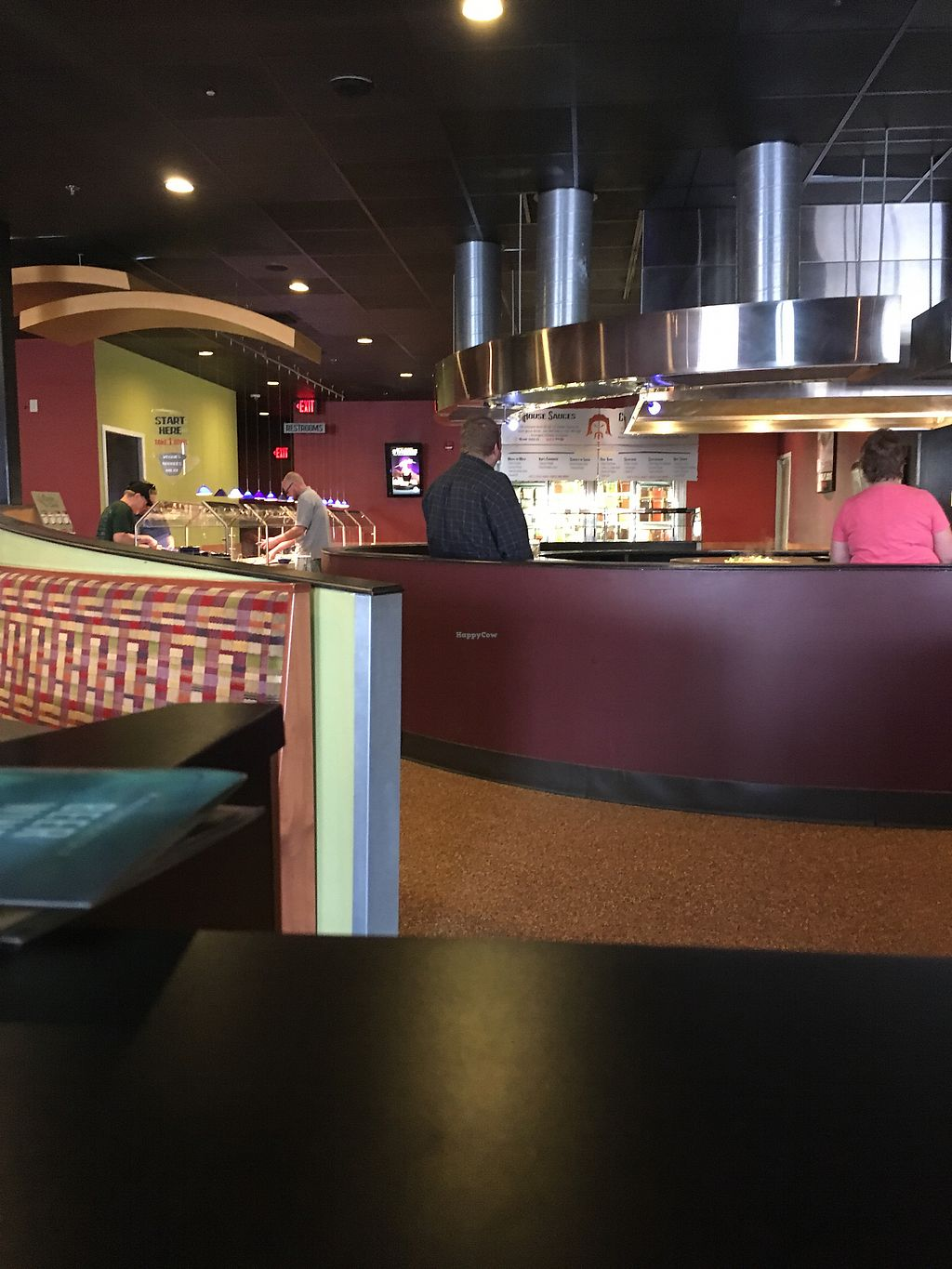 """Photo of HuHot Mongolian Grill  by <a href=""""/members/profile/nardanddee"""">nardanddee</a> <br/>Interior <br/> October 4, 2017  - <a href='/contact/abuse/image/97103/311754'>Report</a>"""