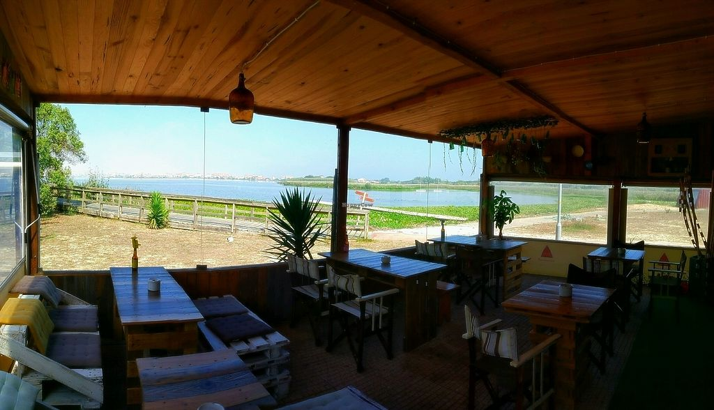 """Photo of Nautic Bar  by <a href=""""/members/profile/RuiFigueiredo"""">RuiFigueiredo</a> <br/>Esplanada / Balcony  <br/> September 28, 2017  - <a href='/contact/abuse/image/97116/309449'>Report</a>"""