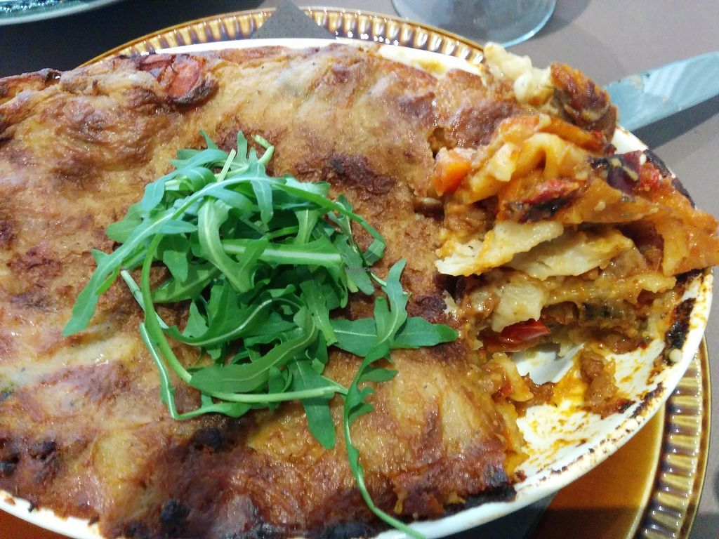 """Photo of Recollets  by <a href=""""/members/profile/CLRtraveller"""">CLRtraveller</a> <br/>Lasagne Bolognese <br/> February 14, 2018  - <a href='/contact/abuse/image/97130/359390'>Report</a>"""