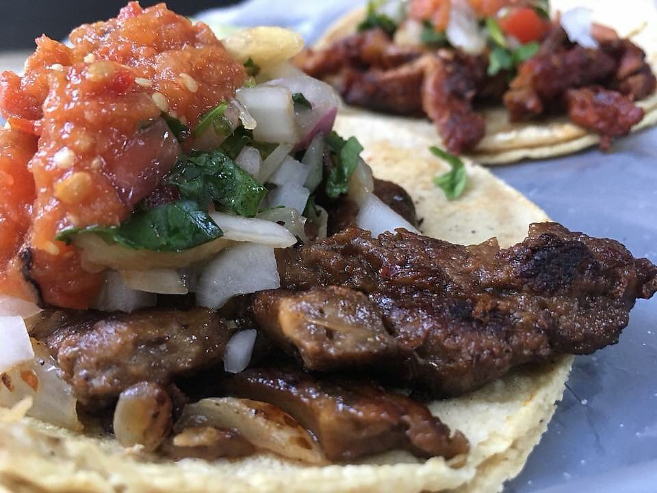 """Photo of Por Siempre Vegana Vol II  by <a href=""""/members/profile/LaylaLm"""">LaylaLm</a> <br/>Tacos <br/> February 18, 2018  - <a href='/contact/abuse/image/97137/361007'>Report</a>"""