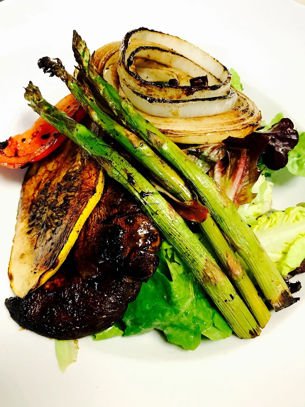 """Photo of S&P Oyster Company  by <a href=""""/members/profile/Spoyster"""">Spoyster</a> <br/>One of our most popular salad enhancers, Wood Grilled Vegetables. Choose from wood grilled asparagus, squash, spanish onion, zucchini, eggplant, mushrooms and roasted red peppers.  <br/> February 2, 2018  - <a href='/contact/abuse/image/97138/354093'>Report</a>"""