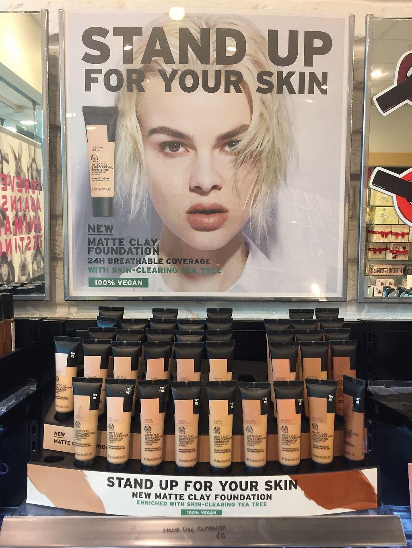 "Photo of The Body Shop  by <a href=""/members/profile/TARAMCDONALD"">TARAMCDONALD</a> <br/>Vegan makeup  <br/> October 24, 2017  - <a href='/contact/abuse/image/97175/318485'>Report</a>"