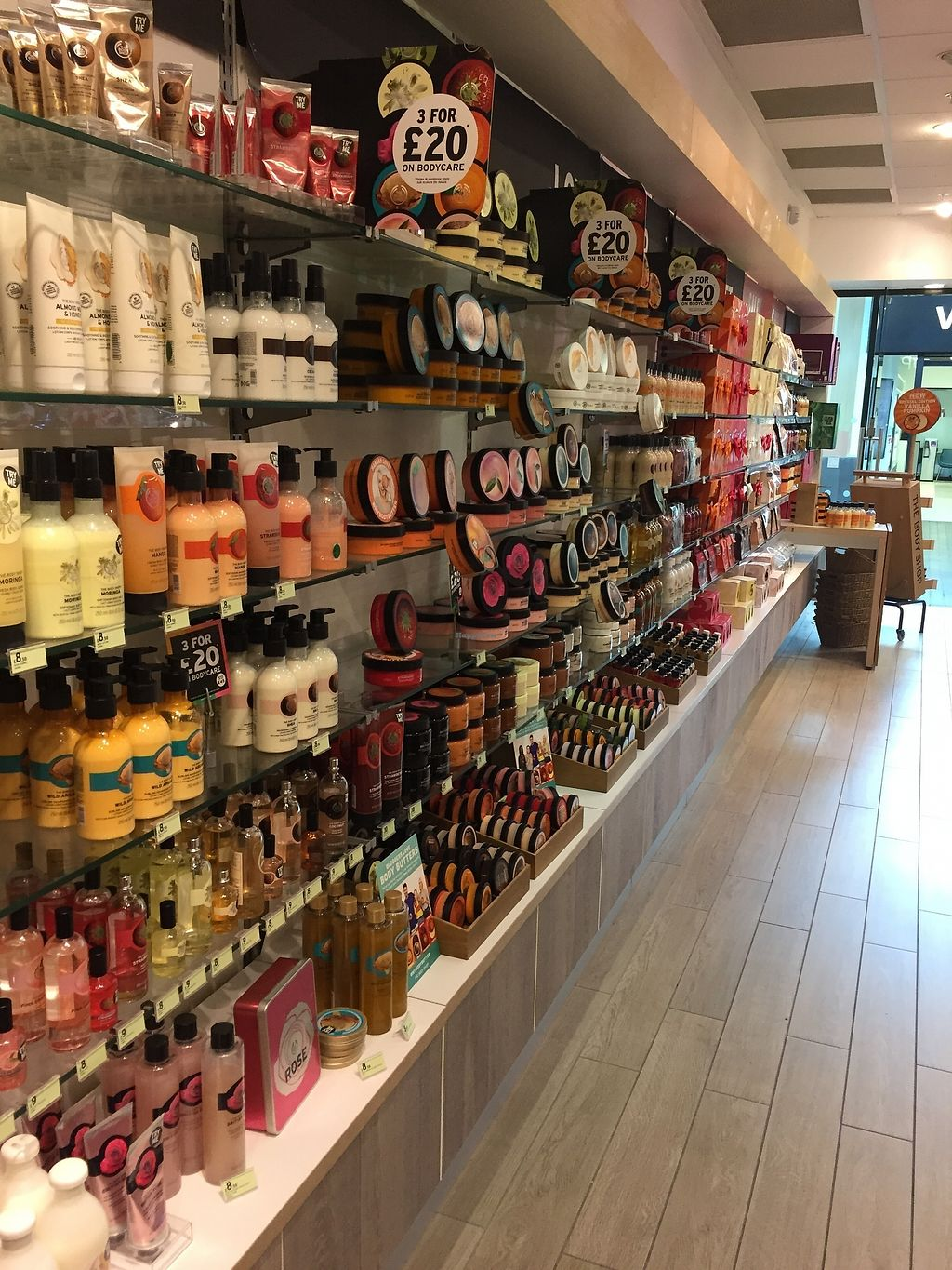 """Photo of The Body Shop  by <a href=""""/members/profile/TARAMCDONALD"""">TARAMCDONALD</a> <br/>In store goodies <br/> October 24, 2017  - <a href='/contact/abuse/image/97175/318486'>Report</a>"""