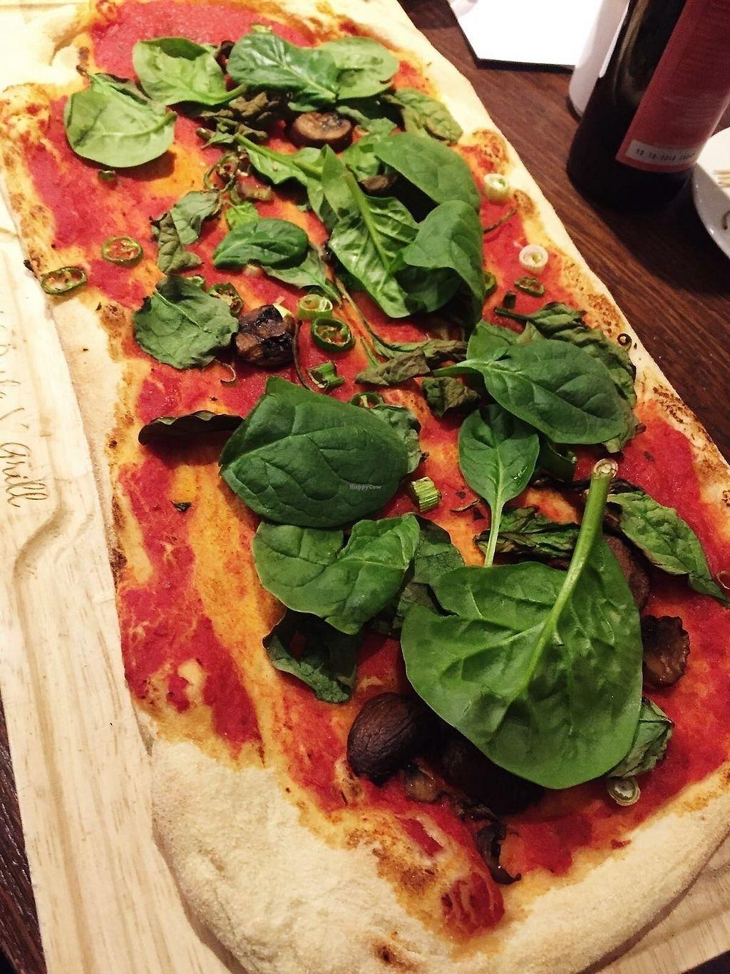 "Photo of Bella Italia  by <a href=""/members/profile/TARAMCDONALD"">TARAMCDONALD</a> <br/>Vegan pizza <br/> December 12, 2017  - <a href='/contact/abuse/image/97176/335054'>Report</a>"