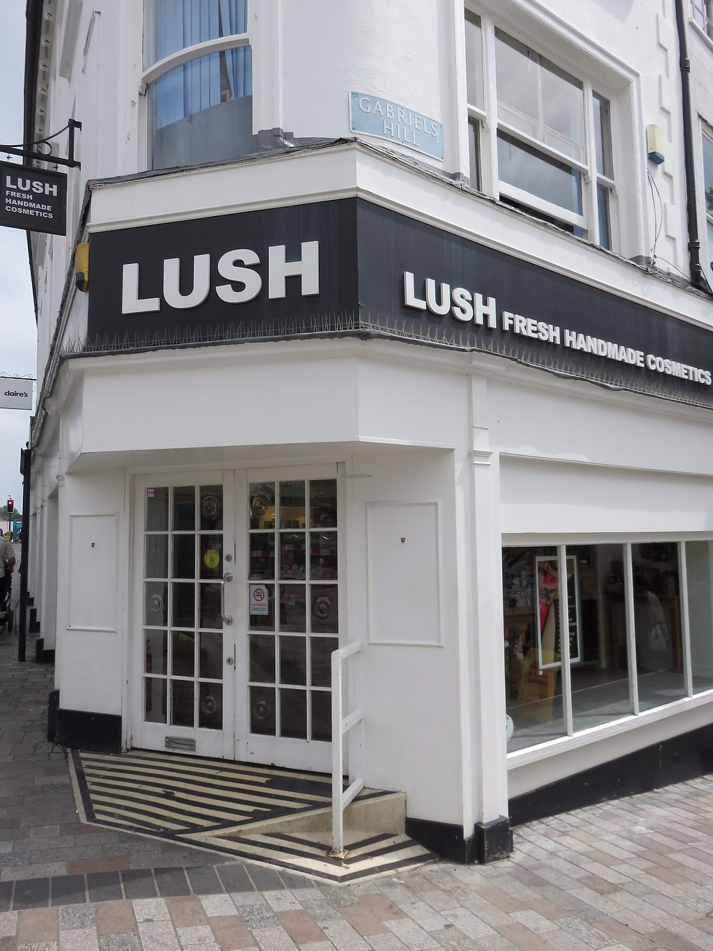"""Photo of Lush  by <a href=""""/members/profile/TrudiBruges"""">TrudiBruges</a> <br/>Lush Maidstone (2015) <br/> November 30, 2017  - <a href='/contact/abuse/image/97183/330786'>Report</a>"""