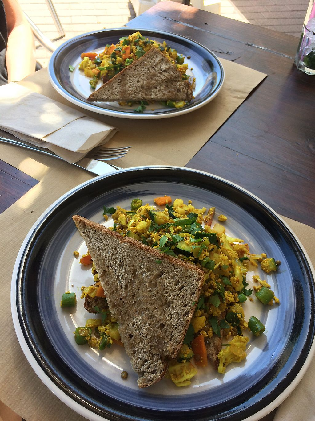 "Photo of Bistro Arbol  by <a href=""/members/profile/EvaDelagrange"">EvaDelagrange</a> <br/>Tofu scramble  <br/> March 29, 2018  - <a href='/contact/abuse/image/97212/377713'>Report</a>"
