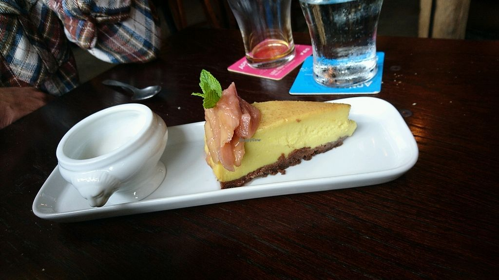 "Photo of Drakes Pub  by <a href=""/members/profile/GeorgiaPolden"">GeorgiaPolden</a> <br/>This dessert is devine  <br/> September 10, 2017  - <a href='/contact/abuse/image/97228/302958'>Report</a>"