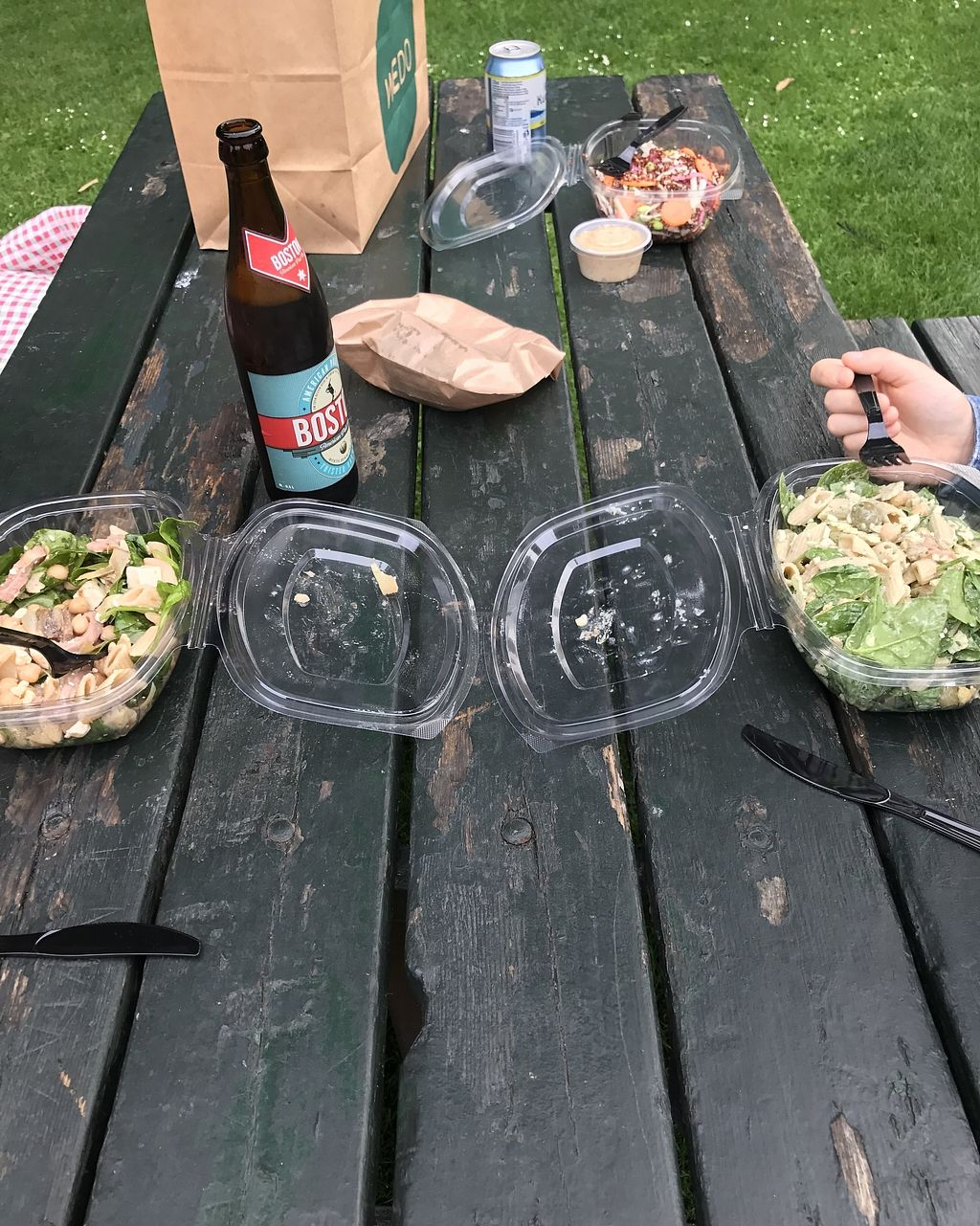 """Photo of Wedofood  by <a href=""""/members/profile/AmalieNygaard"""">AmalieNygaard</a> <br/>3 self mixed salads <br/> July 27, 2017  - <a href='/contact/abuse/image/97230/285408'>Report</a>"""