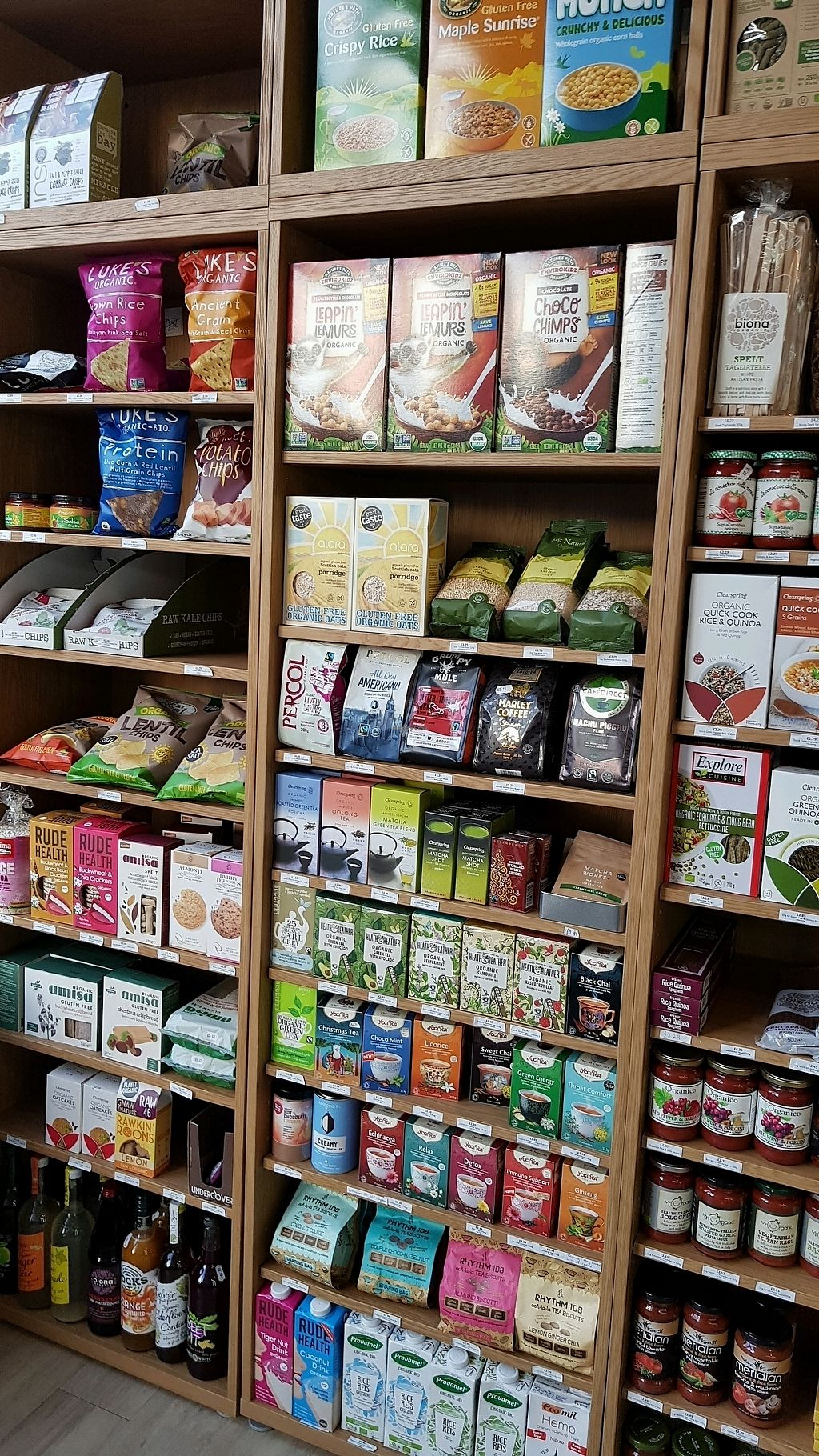 """Photo of Avocado Leaf  by <a href=""""/members/profile/jollypig"""">jollypig</a> <br/>Shelves of goodness <br/> March 19, 2018  - <a href='/contact/abuse/image/97244/373044'>Report</a>"""