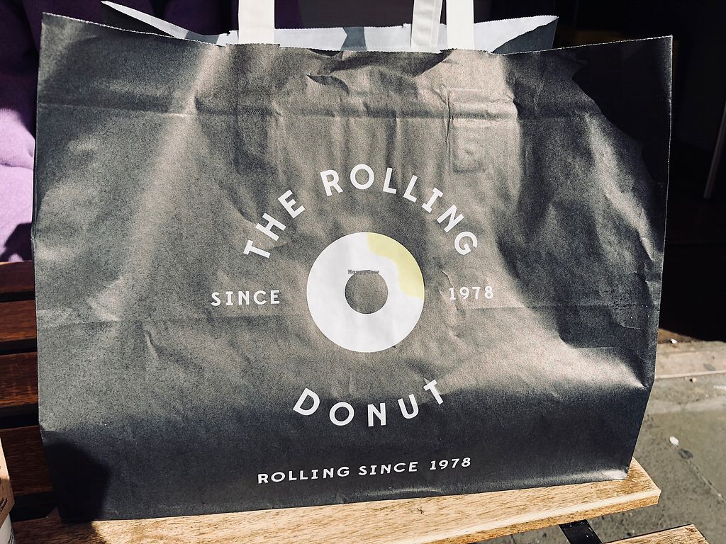 """Photo of The Rolling Donut - Dublin 2  by <a href=""""/members/profile/_hael"""">_hael</a> <br/>The Rolling Donut <br/> April 23, 2018  - <a href='/contact/abuse/image/97267/389949'>Report</a>"""