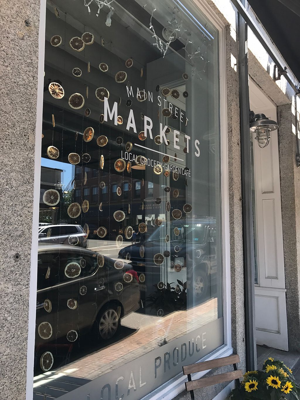 """Photo of Main Street Markets and Garden Cafe  by <a href=""""/members/profile/Sarah%20P"""">Sarah P</a> <br/>front <br/> July 27, 2017  - <a href='/contact/abuse/image/97278/285595'>Report</a>"""