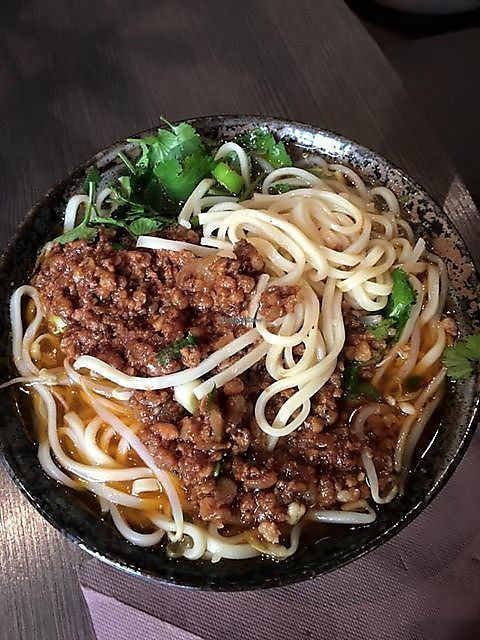 """Photo of Su Garden  by <a href=""""/members/profile/community5"""">community5</a> <br/>Vegan Soup <br/> July 31, 2017  - <a href='/contact/abuse/image/97291/287346'>Report</a>"""