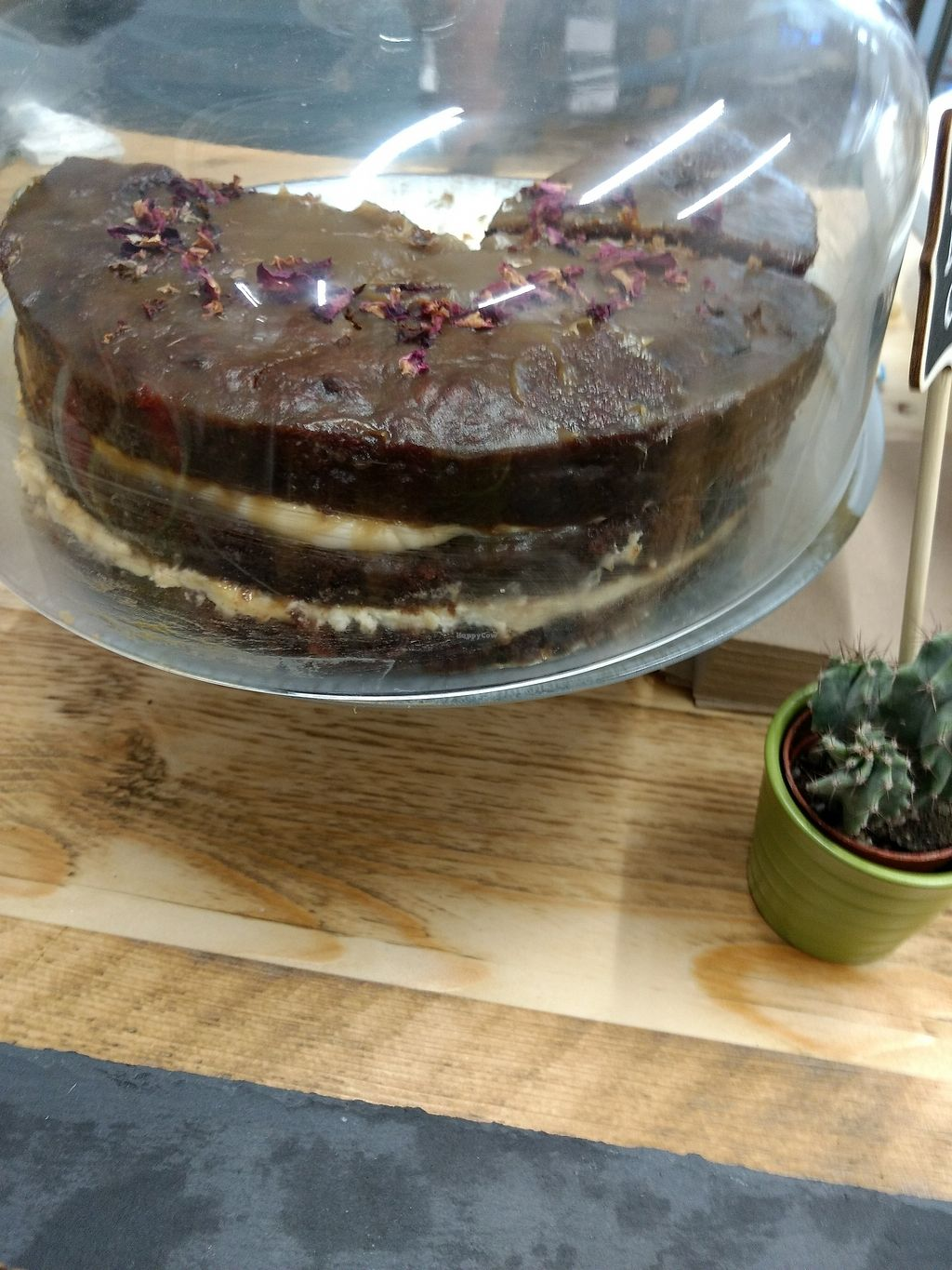 "Photo of The Herbivore Kitchen  by <a href=""/members/profile/craigmc"">craigmc</a> <br/>cake <br/> July 29, 2017  - <a href='/contact/abuse/image/97309/286226'>Report</a>"