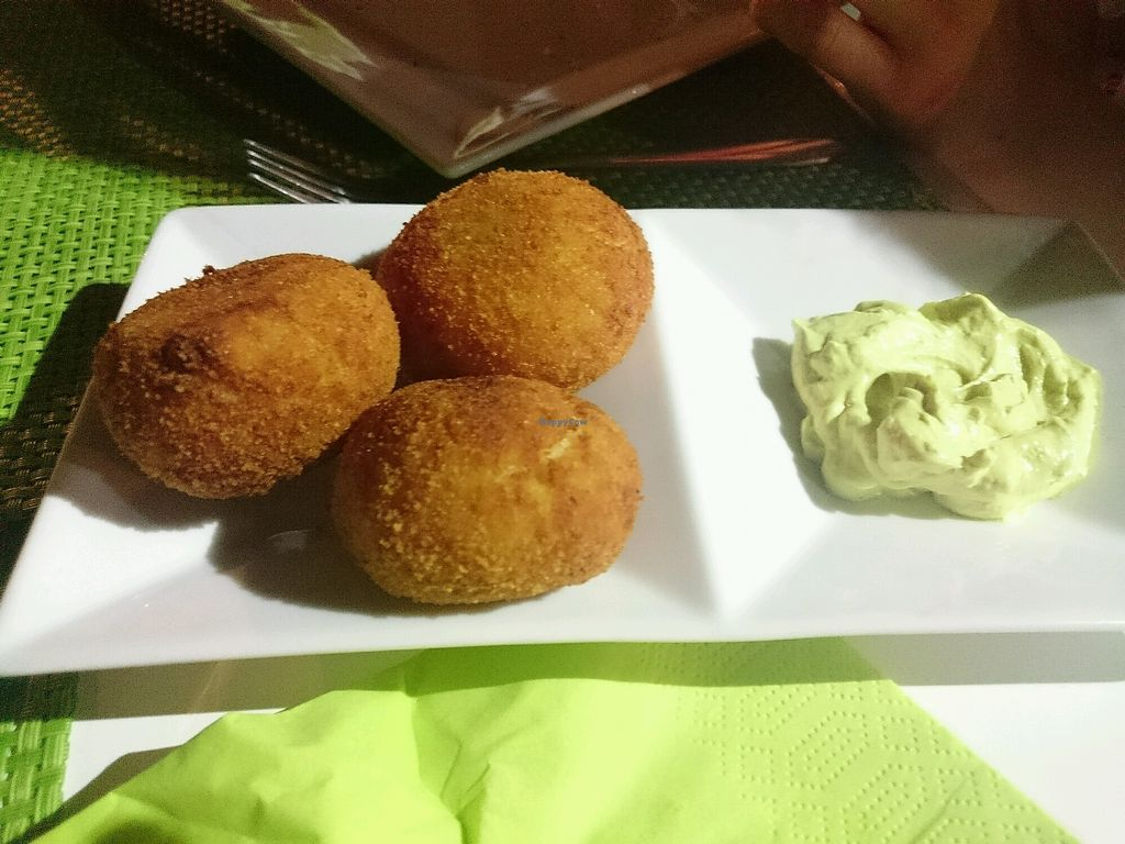 """Photo of Past & Future  by <a href=""""/members/profile/ShionaMcLeod"""">ShionaMcLeod</a> <br/>Cheese croquettes <br/> September 28, 2017  - <a href='/contact/abuse/image/97310/309461'>Report</a>"""