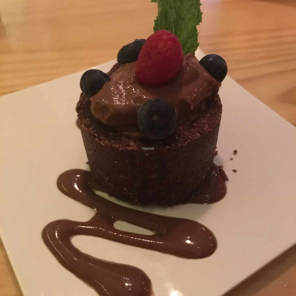 "Photo of Quintessence  by <a href=""/members/profile/the.friendly.fig"">the.friendly.fig</a> <br/>Raw Vegan Molten Lava Cake <br/> August 13, 2016  - <a href='/contact/abuse/image/9731/168250'>Report</a>"