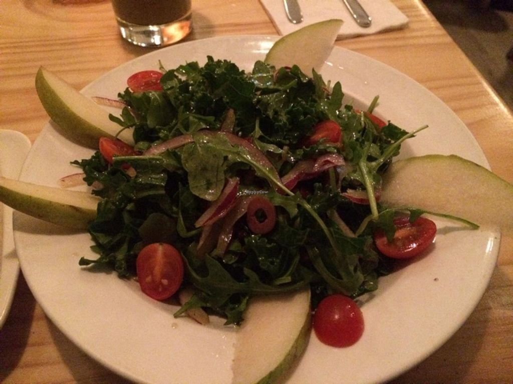 "Photo of Quintessence  by <a href=""/members/profile/DaniM"">DaniM</a> <br/>very yummy kale salad <br/> March 30, 2015  - <a href='/contact/abuse/image/9731/97394'>Report</a>"