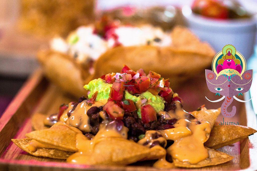 "Photo of Ahimsa Vegan Food  by <a href=""/members/profile/CarolinaMedinaCruz"">CarolinaMedinaCruz</a> <br/>Mexican Food  <br/> November 7, 2017  - <a href='/contact/abuse/image/97324/323113'>Report</a>"
