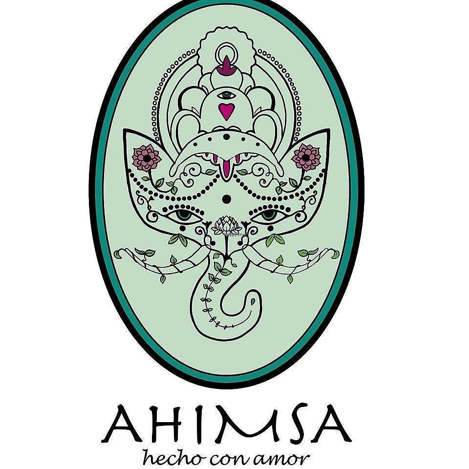 """Photo of Ahimsa Vegan Food  by <a href=""""/members/profile/CarolinaMedinaCruz"""">CarolinaMedinaCruz</a> <br/>ahimsa Vegan Food  <br/> November 7, 2017  - <a href='/contact/abuse/image/97324/323124'>Report</a>"""