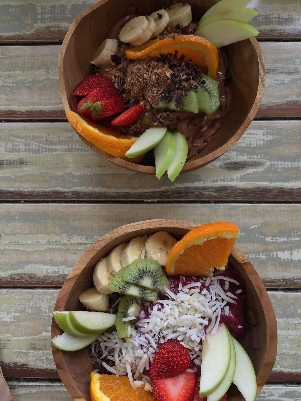 "Photo of Nood Cafe  by <a href=""/members/profile/caitjoy"">caitjoy</a> <br/>Acai and Choc Nut Smoothie Bowls <br/> November 16, 2017  - <a href='/contact/abuse/image/97328/326175'>Report</a>"