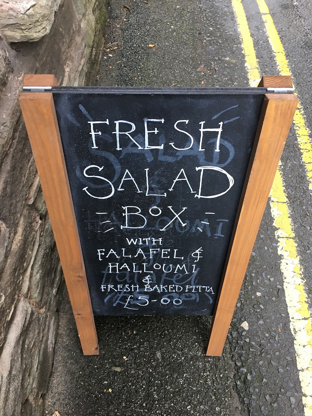 """Photo of The Salad Project  by <a href=""""/members/profile/Spaghetti_monster"""">Spaghetti_monster</a> <br/>signboard  <br/> July 29, 2017  - <a href='/contact/abuse/image/97345/286085'>Report</a>"""